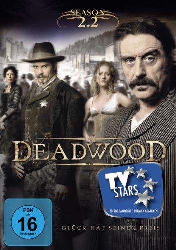 DVD - Deadwood - Staffel 2.2.