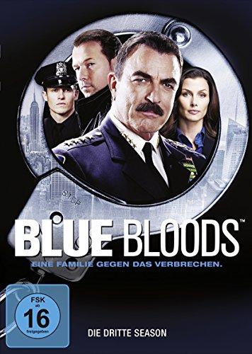 DVD - Blue Bloods - Staffel 3