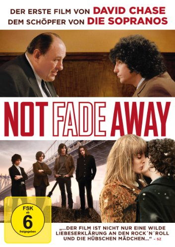 DVD - Not Fade Away