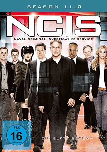 DVD - NCIS - Staffel 11.2