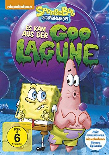 DVD - Spongebob Schwammkopf - Es kam aus der Goo Lagune