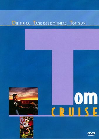 DVD - Tom Cruise Collection (Die Firma, Tage des Donners, Top Gun)