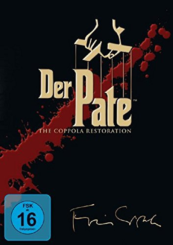 DVD - Der Pate 1-3 - The Coppola Restoration