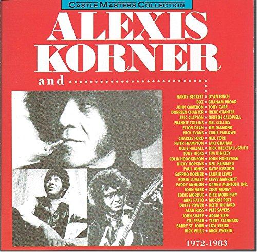 Korner , Alexis - Friends 1972 - 1983