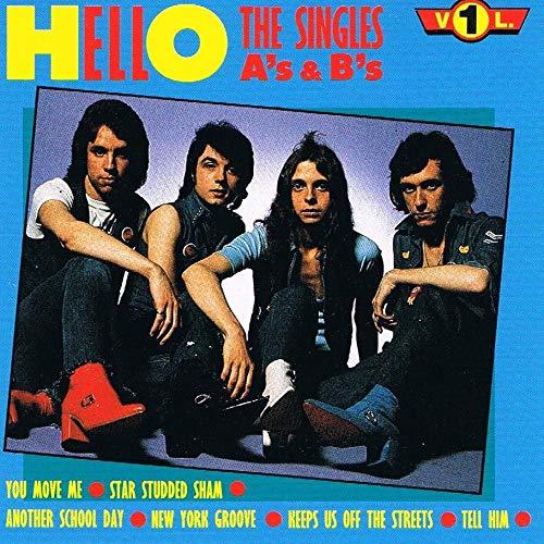 Hello - The Singles - A's & B's