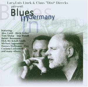 Sampler - Blues in germany