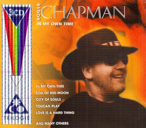 Chapman , Roger - In My Own Time