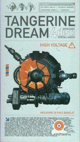 Tangerine Dream - High Voltage (Longbook)