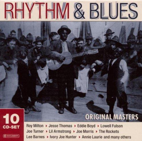 Sampler - Rhythm & Blues - Original Masters (10 CD-Set)