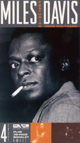 Davis , Miles - Featuring John Coltrane (Buchformat)