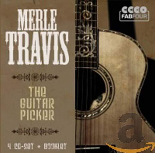 Travis , Merle - The Guitar Picker