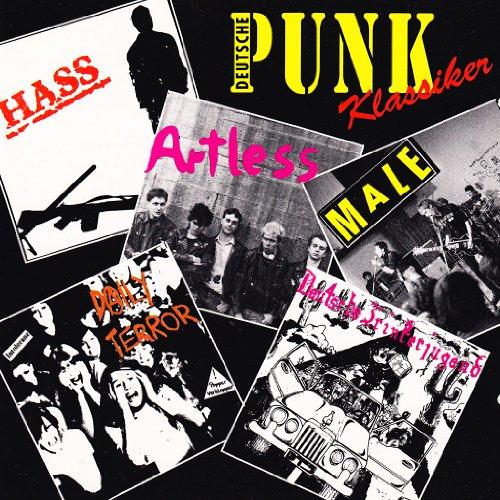Sampler - Deutsche Punk Klassiker