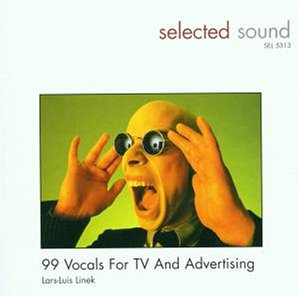Linek , Lars-Luis - 99 Vocals for TV and Advertising