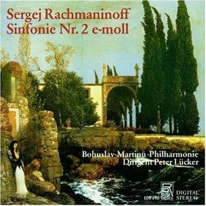 Rachmaninov , Sergej - Sinfonie Nr. 2 e-moll (Lücker)