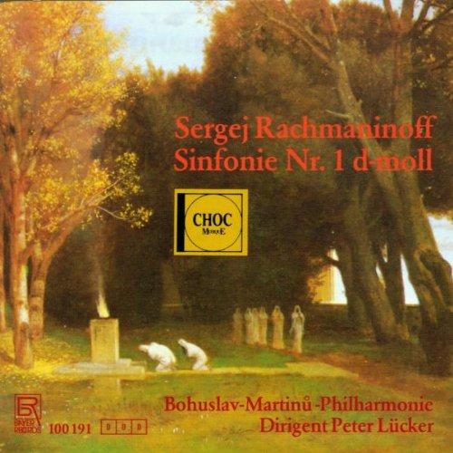 Rachmaninoff , Sergej - Sinfonie Nr. 1 D-Moll (Lücker)