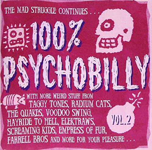 Sampler - 100% Psychobilly 2