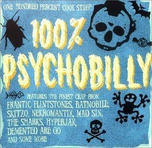 Sampler - 100% Psychobilly