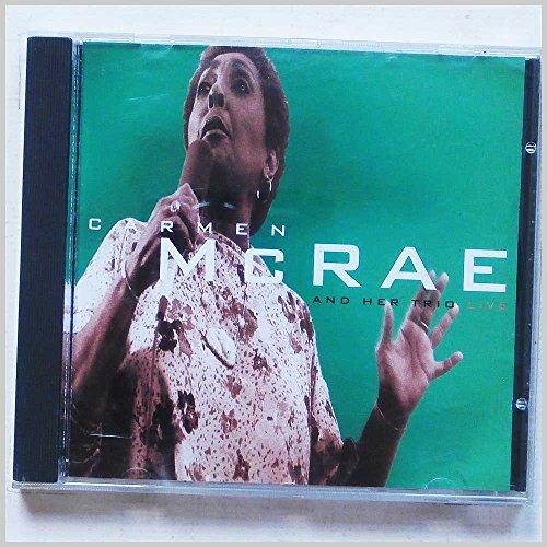 McRae , Carmen - Live