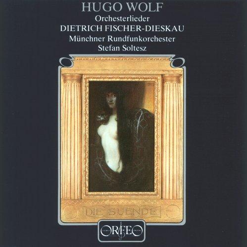 Wolf , Hugo - Orchesterlieder (Fischer-Dieskau, Soltesz)