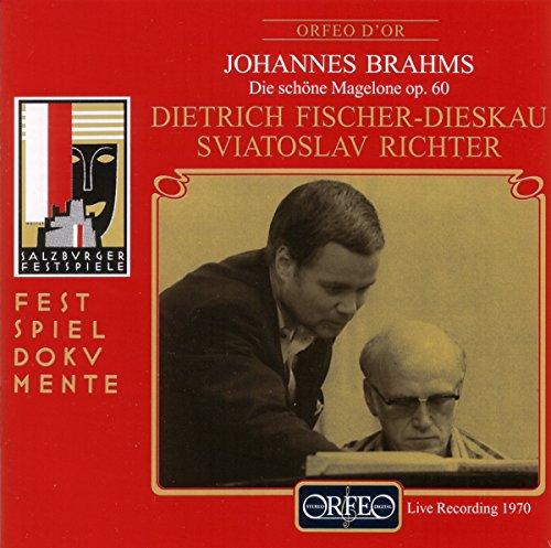 Brahms , Johannes - Die schöne Magelone, Op. 60 (Fischer-Dieskau, Richter)