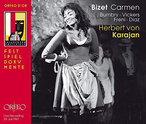 Bizet , George - Carmen