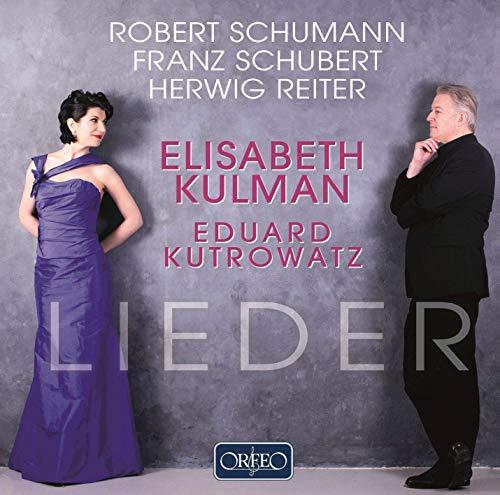 Kulman , Elisabeth & Kutrowatz, Eduard - Lieder