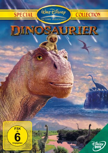 DVD - Dinosaurier (Disney)