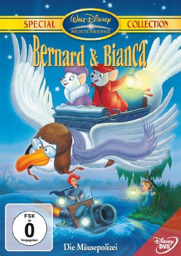 DVD - Bernard & Bianca - Die Mäusepolizei (Special Collection) (Disney)