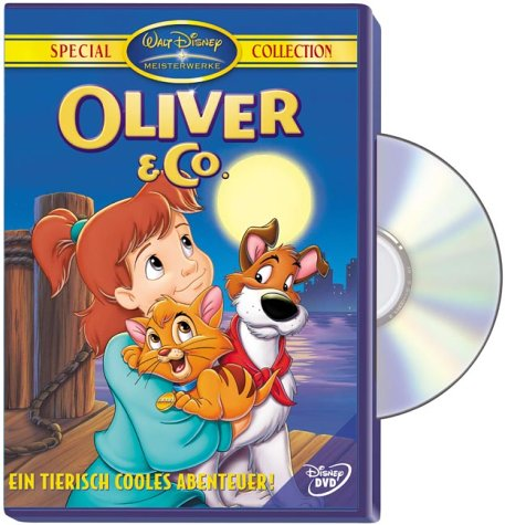 DVD - Oliver & Co. (Special Collection) (Disney)
