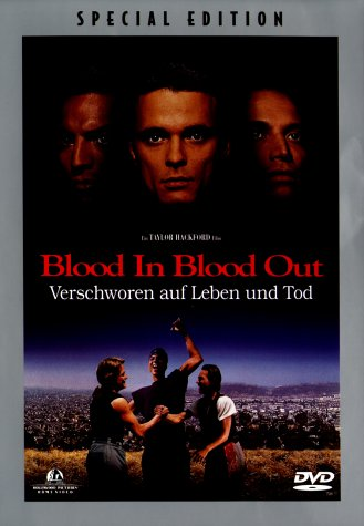 DVD - Blood in blood out