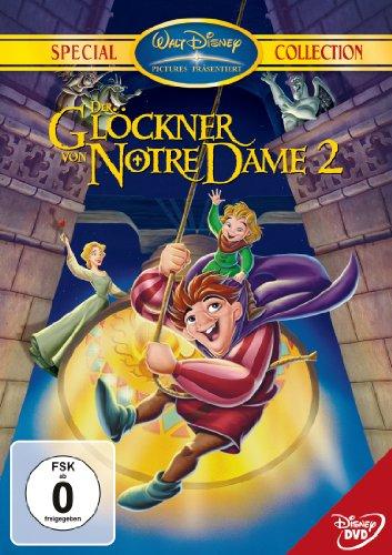 DVD - Der Glöckner von Notre Dame 2 - Das Geheimnis von La Fidèle (Special Collection) (Disney)