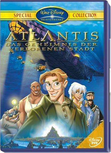 DVD - Atlantis - Das Geheimnis der verlorenen Stadt (Special Collection) (Disney)