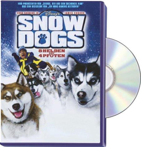 DVD - Snow Dogs - 8 Helden auf 4 Pfoten