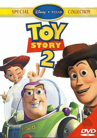 DVD - Toy Story 2 (Pixar) (Disney)