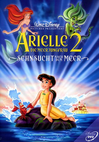 DVD - Arielle die Meerjungfrau 2 (Disney)