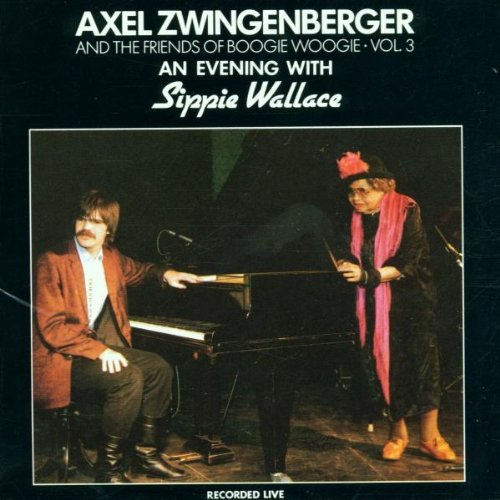 Zwingenberger , Axel - An Evening with Sippie Wallace