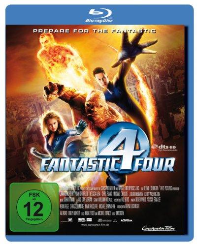 Blu-ray - Fantastic Four