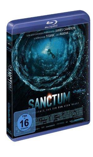 Blu-ray - Sanctum