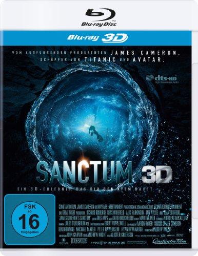 Blu-ray - Sanctum 3D