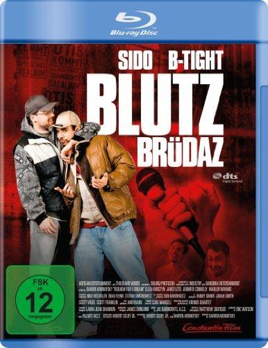 Blu-ray - Blutzbrüdaz [Blu-ray]