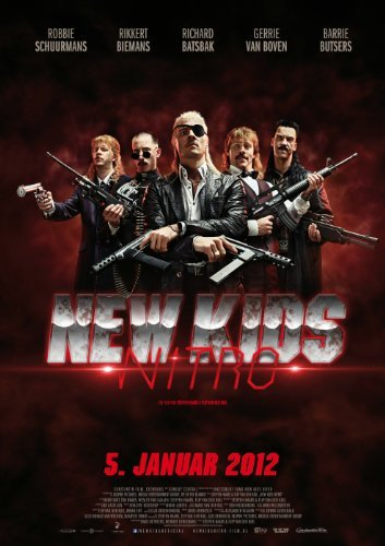 Blu-ray - New Kids - Nitro