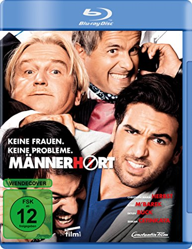 Blu-ray - Männerhort