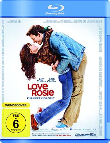 Blu-ray - Love, Rosie - Für immer vielleicht