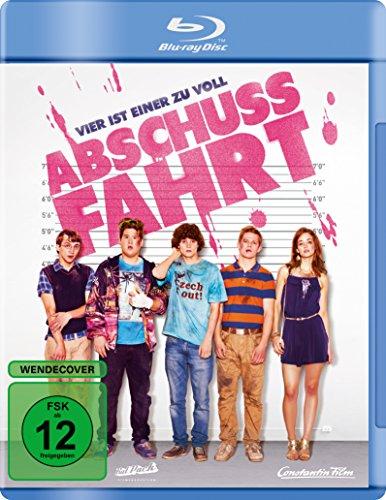 Blu-ray - Abschussfahrt
