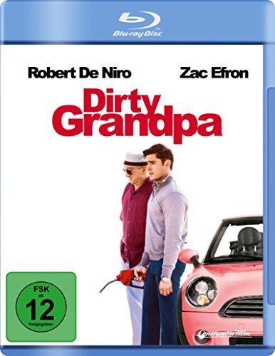 Blu-ray - Dirty Grandpa