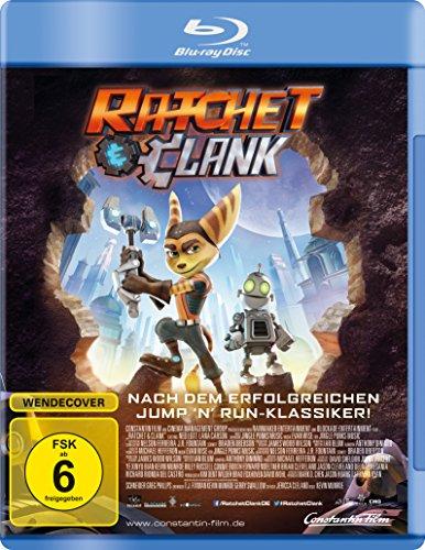 Blu-ray - Ratchet & Clank