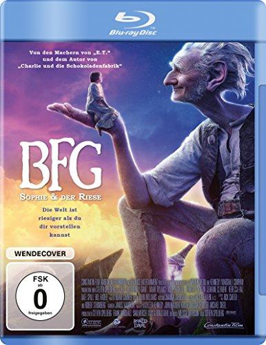 Blu-ray - BFG - Sophie & Der Riese [Blu-ray]