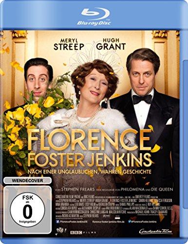 Blu-ray - Florence Foster Jenkins