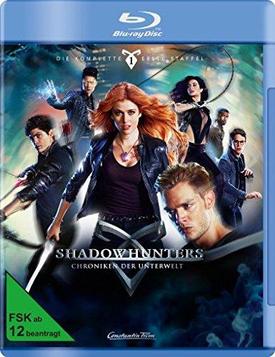 Blu-ray - Shadowhunters: Chroniken der Unterwelt - Staffel 1