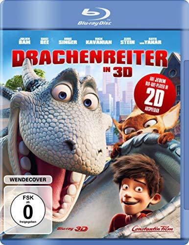 Blu-ray - Drachenreiter 3D (inkl. 2D)